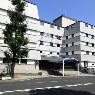 倉敷国際ホテル外観