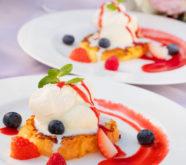 カフェレストランラインズ パンケーキ